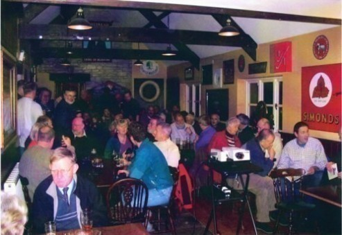 Mike Bone Brewery History Talk - January 2005