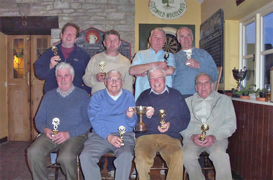 Beaufort Arms Crib Team 2005/2006